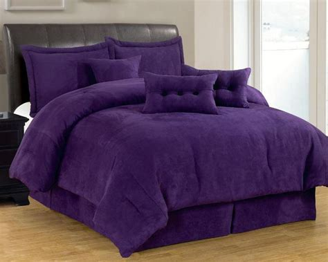 Black Master Purple King Suede Abu 17 best images about comforters on king size
