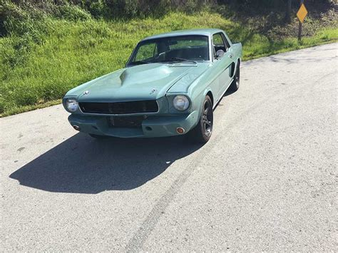 ford mustang manual for sale 1st generation classic 1966 ford mustang manual for sale
