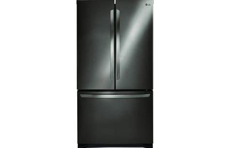 lg door refrigerator 25 cu ft lg 25 4 cu ft door black stainless steel