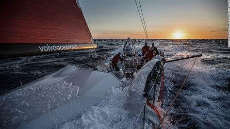 volvo ocean race    everest  sailing