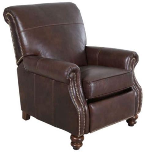 leather high leg recliner flexsteel bay bridge 100 leather high leg recliner