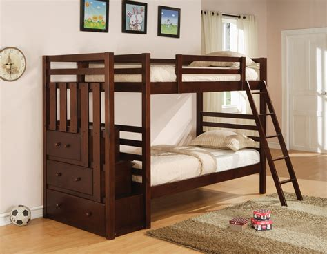 coaster furniture bunk bed coaster furniture oak bunk bed