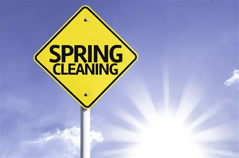 what is spring cleaning spring cleaning tips from my self storage