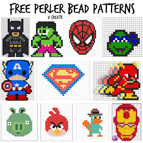 Minion Perler Bead Patterns   U Create