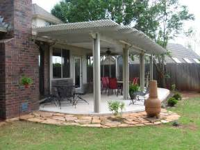 Patio Covering Ideas by Outdoor Ideas Patio Room With Brick Wall Patio Room