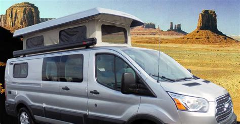 Transit Styling - transit penthouse top sportsmobile custom camper vans