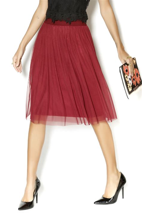 kikiriki tulle skirt bg from new jersey by covered