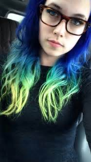 blue green hair color search results for hair dye pink black hairstyle