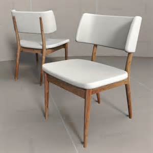 Nissa dining chair 3d model formfonts 3d models amp textures