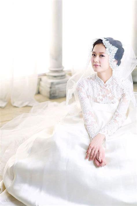 korean actress jang nara korean actress jang nara wedding dress gaun pinterest