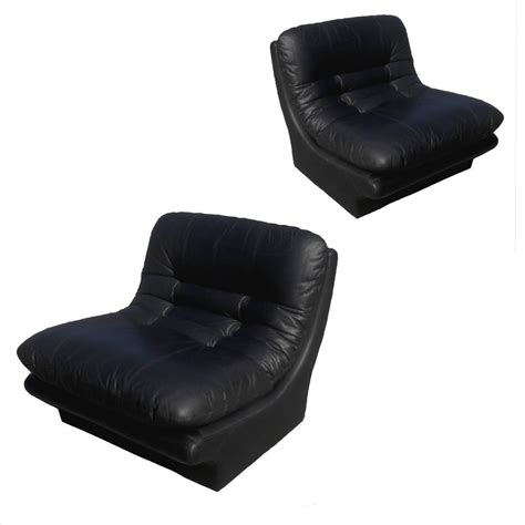 Black Leather Slipper Chair Design Ideas Black Leather Slipper Chair 28 Images Pair Of 1940 S Black Leather Slipper Or Vanity Chairs