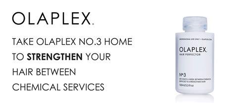 olaplex 3 how to use olaplex bond multiplier with hair color chemestry