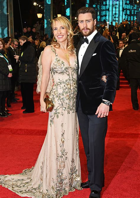 aaron taylor johnson hello little girl william and kate lead loved up couples at 2017 baftas photo