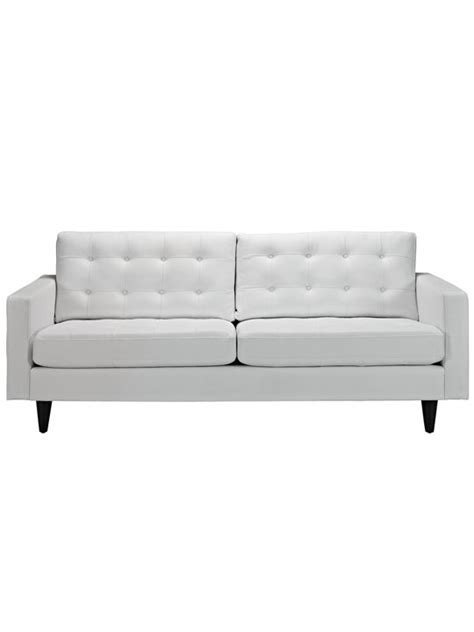 sofa upholstery bedford bedford leather sofa modern furniture brickell collection
