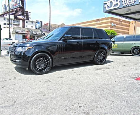 luxury black range rover luxury rims for range rover giovanna luxury wheels