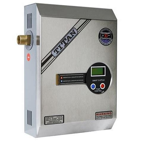Titan N140 Electric Tankless Water Heater 14KW New 2015 ? Tank The Tank