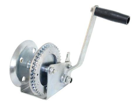 treuil manuel 676 cabestrante winch manual para remolque otros 71005