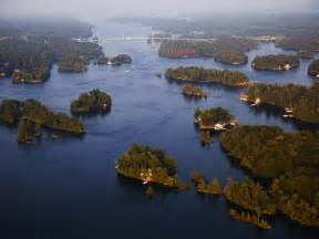 Thousand Islands A Thousand Islands Of Summer National Geographic