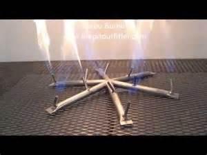 Firepit Burner Turbo Gas Pit Burner