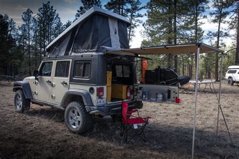 jeep wrangler awning the road chose me driving a jeep wrangler 80 000 miles