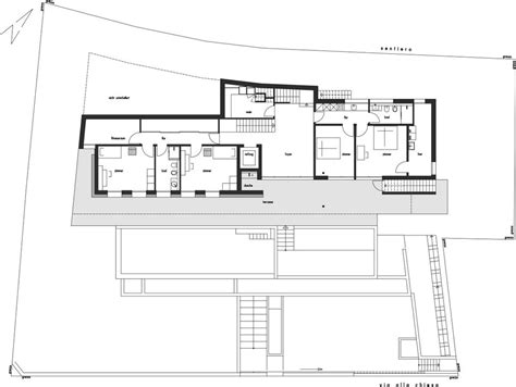 minimalist house designs and floor plans minimalist mountain top home designed around panoramic