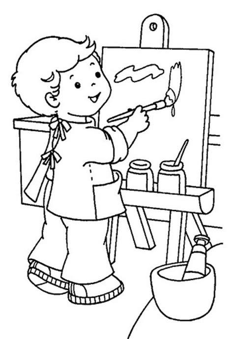 museo artist cards template disegni attivit 224 scuola dell infanzia