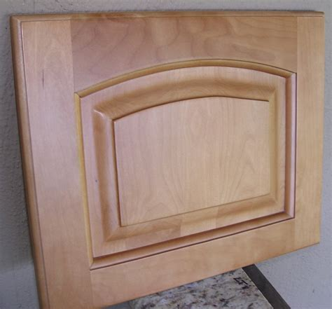 Arched Cabinet Doors Light Honey Birch Arched Kitchen Cabinets Photo Album