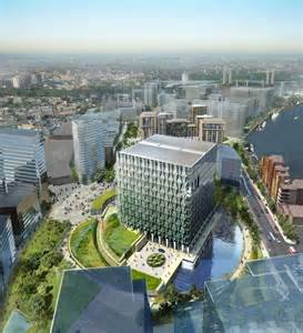 Us Embassy Vauxhall Nine Elms Wandsworth Development E Architect