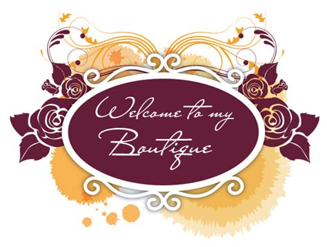 design banner boutique free boutique banner rose flowers ebay template free