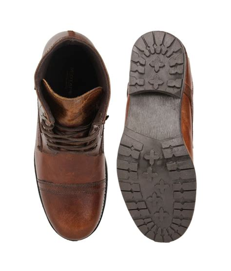 boat rs gold coast red tape brown boot for men price in india buy red tape