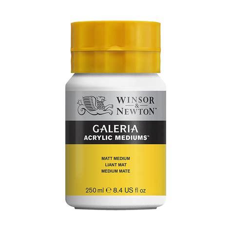 Quality Winsor Newton Galeria Acrylic Extender 500ml w n galeria matt medium 250 ml hlstore highlights