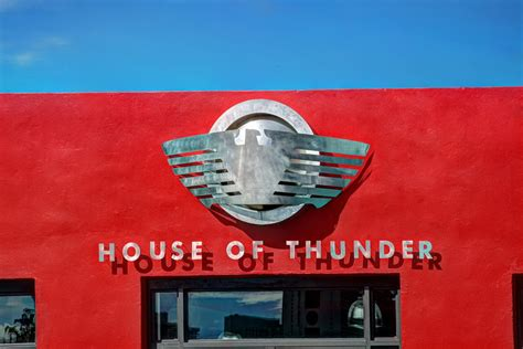 house of thunder photos house of thunder
