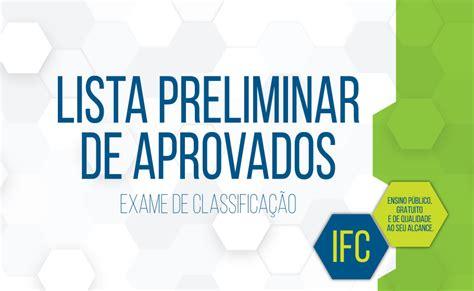 lista dos aprovados do concurso de carpina 2016 exame 2016 lista preliminar de aprovados e classificados