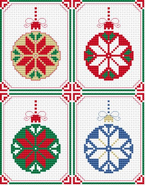 christmas patterns on pinterest set of 4 christmas cards see more on this pinterest board
