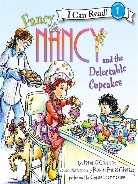 louise bake sales i can read level 1 fancy nancy and the delectable cupcakes palm