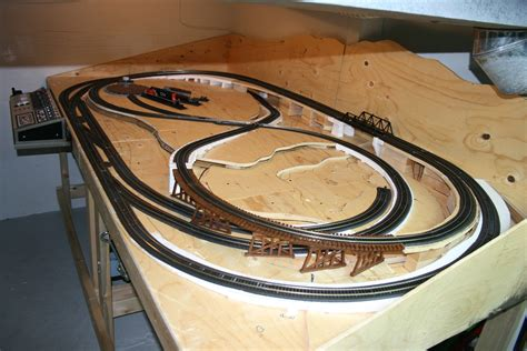 model train layout design free pdf diy model train layout plans download dog box plans