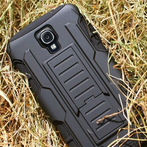 Samsung Galaxy S4 Hardcase Futur Armor With Stand Holster Original protective heavy duty for samsung galaxy future