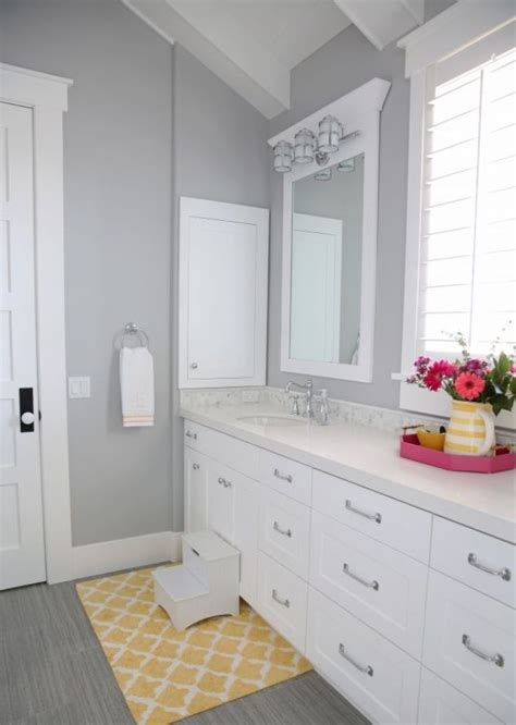 cool light grey paint for bathroom homedcin