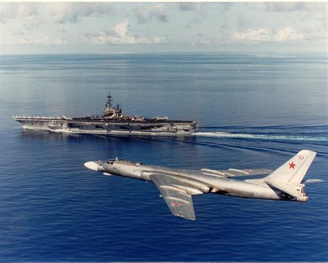 tupolev tu 16 versatile cold war bomber books cv 61 uss ranger with tupolev tu 16 badger repository