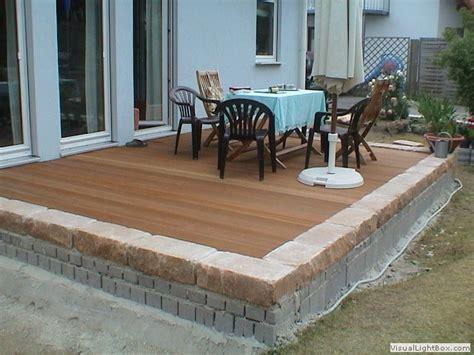 überdachung terrasse preise besten holz f 252 r seine terrasse bangkirai thermoholz