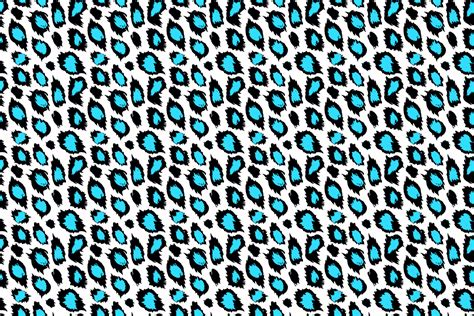 light blue leopard print fabric light blue cheetah print imgkid com the image kid