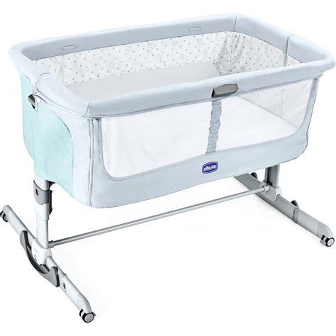 Next2me Crib by Chicco Next2me Crib Tale From W H Watts Pram Shop