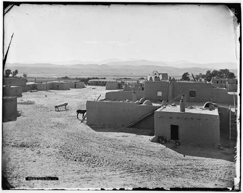 Free Records New Mexico File Pueblo In San Juan New Mexico Nara 523750 Jpg Wikimedia Commons