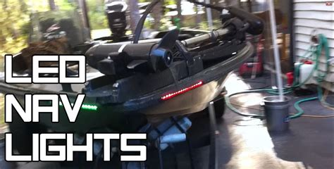 boat running lights not working led navigation lights day time youtube