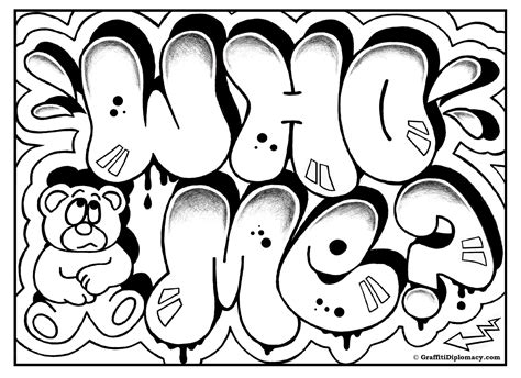 awesome graffiti coloring pages awesome graffiti pages coloring pages