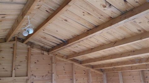 insulating  cladding  summerhouse roof diynot forums