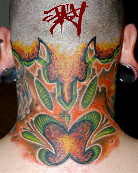 best tattoo quebec city 251 best images about neck tattoos on pinterest