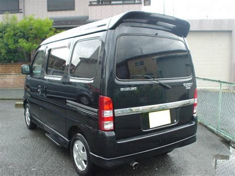 2004 11 Suzuki Every Wagon Da62w Sport For Sale Japanese