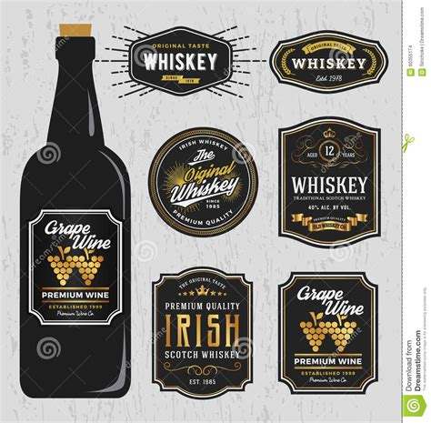liquor label template www imgkid com the image kid has it