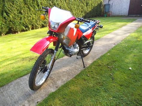 4 stroke motocross 2004 lifan red 125 motocross 4 stroke